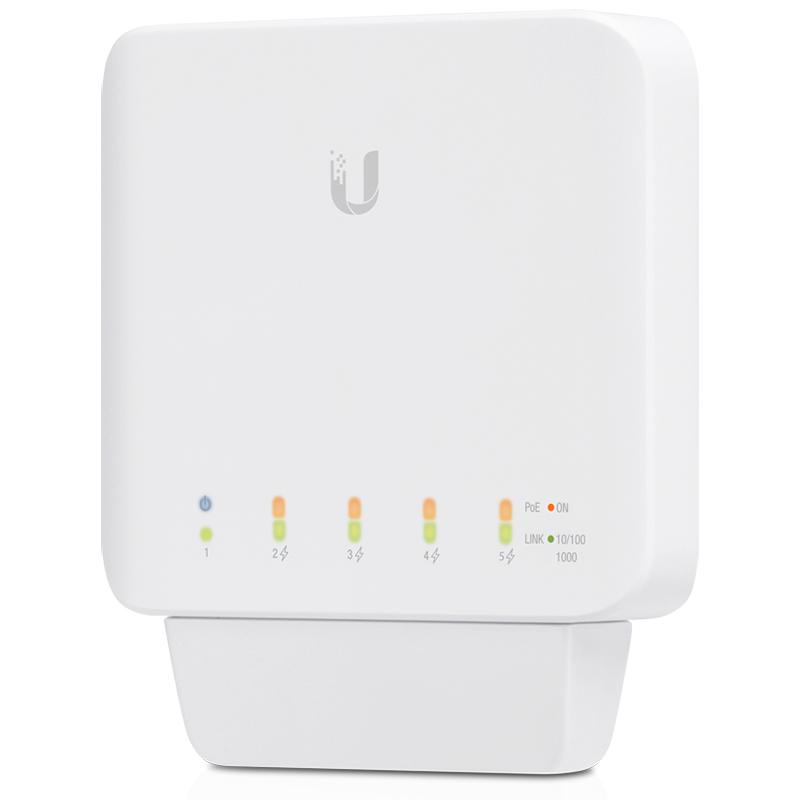 Ubiquiti 5 port Gigabit Switch - (USW-FLEX)