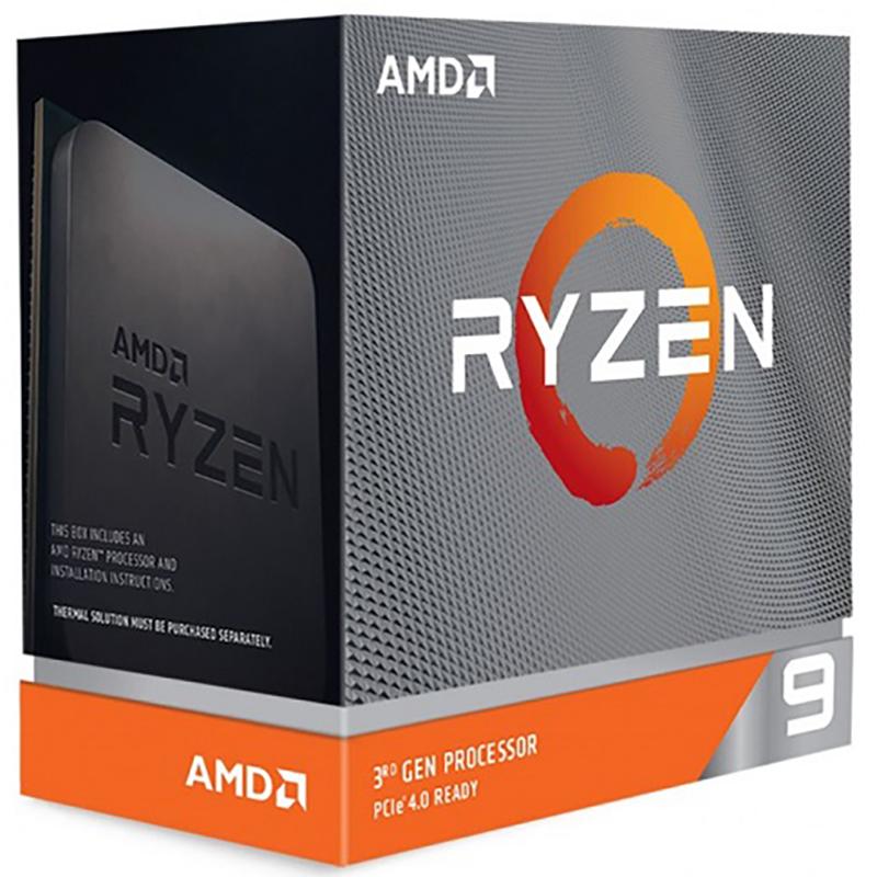 AMD Ryzen 9 3950X 16 Core AM4 3.5GHz CPU Processor