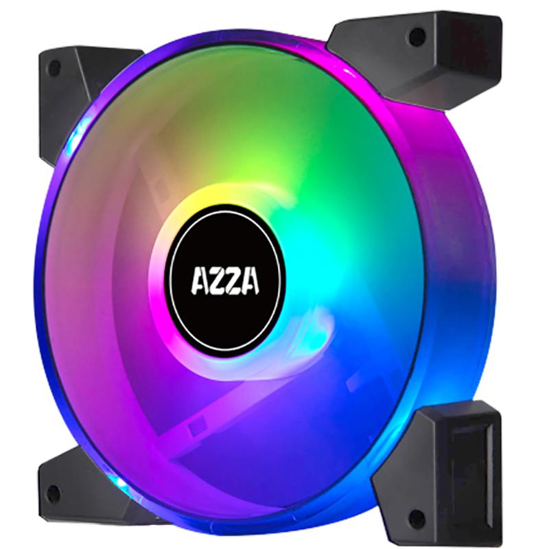 AZZA 120mm Hurricane II ARGB PWM Fan