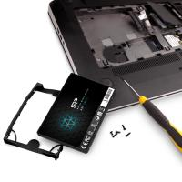 "Silicon Power 1TB SSD 3D NAND A55 SLC Cache Performance Boost SATA III 2.5"" 7mm (0.28"") SP001TBSS3A55S25"