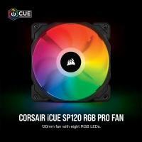 Corsair SP 120mm Fan RGB PRO Single Pack