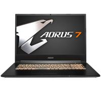 Gigabyte Aorus 7 17.3in FHD IPS 144Hz i7 9750H GTX 1650 256GB SSD + 1TB HDD Gaming Laptop (AORUS7-NA-7AU1021SH)