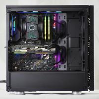 Umart Bellatrix Intel i5 9400F GTX 1660 Ti Gaming PC