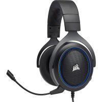 Corsair HS50 Gaming Headset - Blue