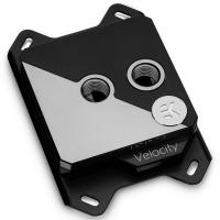 EK Velocity Strike RGB - Black Nickel + Black CPU Waterblock