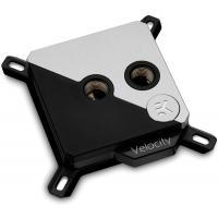 EK Velocity Strike RGB - Matte Black + Silver CPU Waterblock