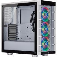 Corsair iCUE 465X RGB White (LL120 RGB Fan) Mid-Tower ATX Case