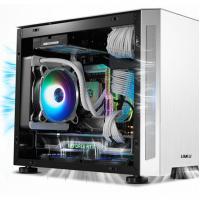 Lian Li PC-TU150 Portable Tempered Glass ITX Case - Black