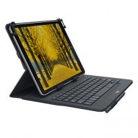 Logitech Universal 9-10in Folio with Integrated Keyboard for Tablets