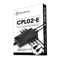 Silverstone CPL02-E 8 Port ARGB Hub