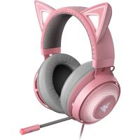 Razer Kraken Kitty Chroma USB Headset - Quartz Edition