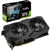 Asus GeForce RTX 2060 Dual EVO 6G Advanced Ed Graphics Card