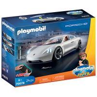 Playmobil The Movie: Rex Dashers Porsche Mission E