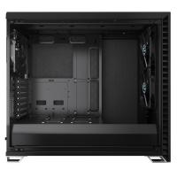Fractal Design Vector RS Tempered Glass E-ATX Case - Blackout