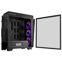 AZZA Obsidian 270 ARGB Tempered Glass ATX Case