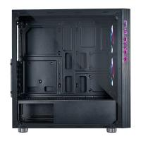AZZA Iris 330 ARGB Tempered Glass ATX Case (No Fan)