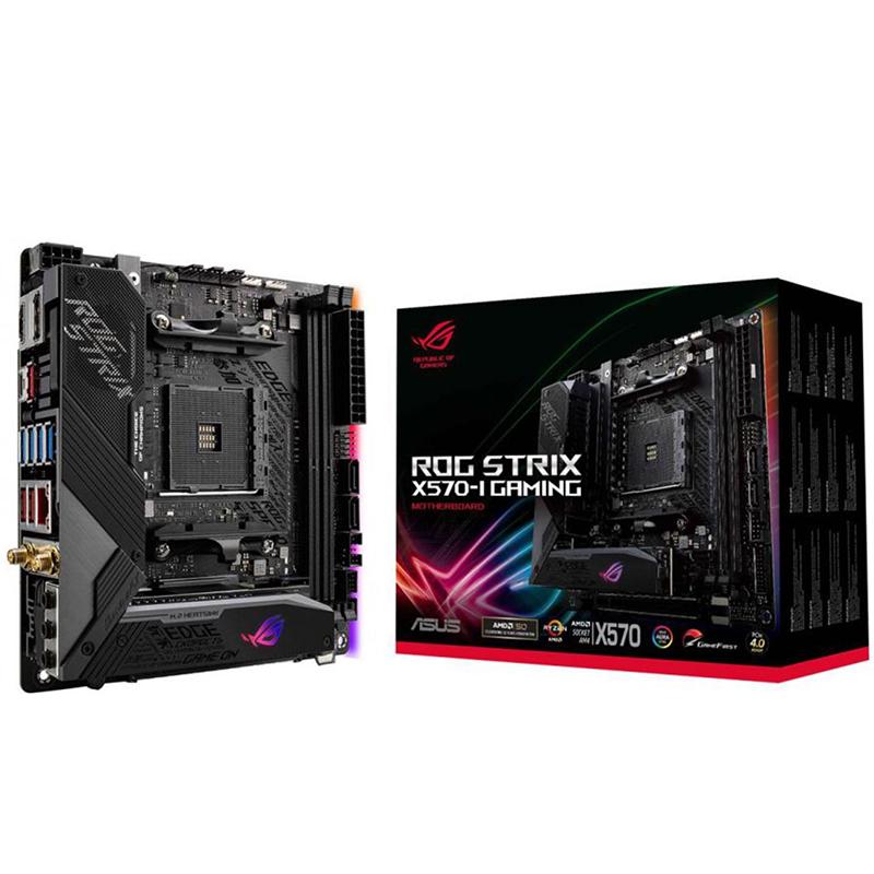 Asus ROG Strix X570I Gaming ITX Motherboard