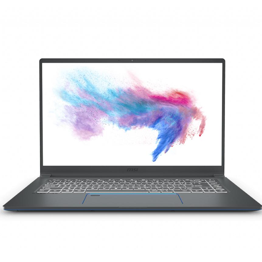 MSI Prestige 15 15.6in 4K UHD i7 10710U GTX 1650 1TB SSD 16GB RAM W10P Creator Laptop (A10SC-013AU)