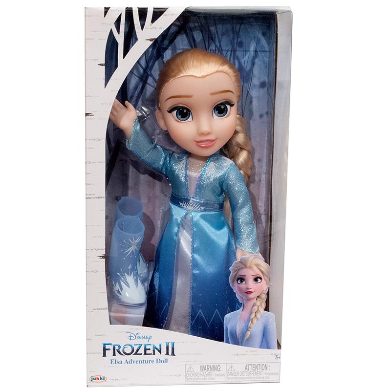 Frozen 2 Toddler Doll - Elsa