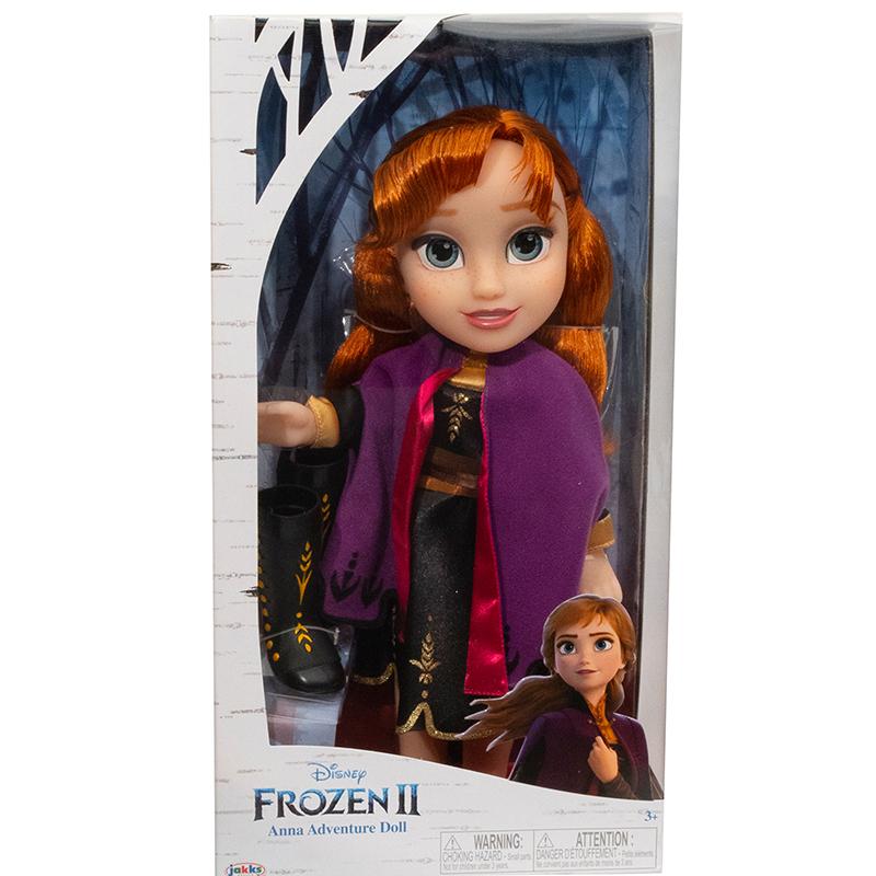 Frozen 2 Toddler Doll - Anna