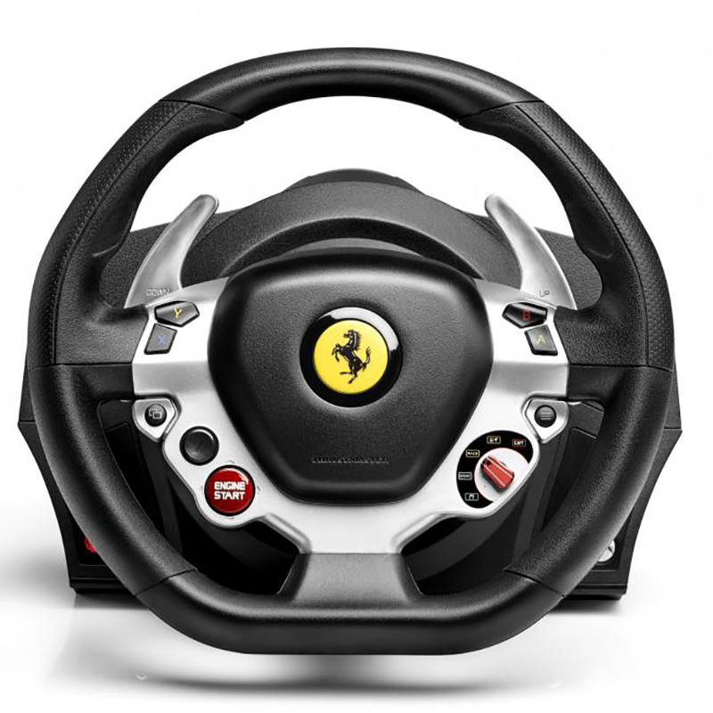 Thrustmater TX Racing Wheel Ferrari 458 Italia Edition