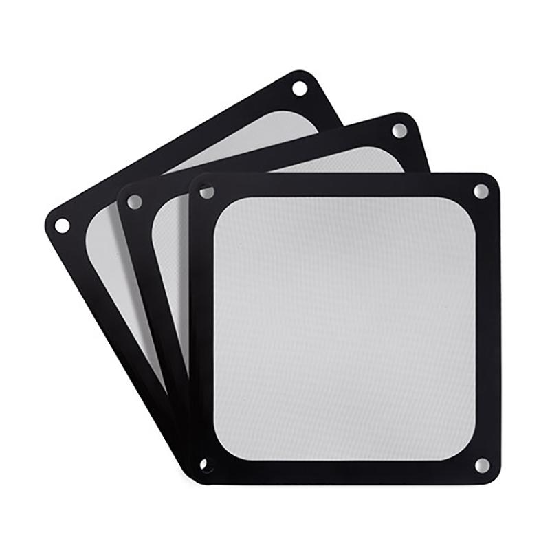 Silverstone FF123B 120MM Fan Filter - 3 pack