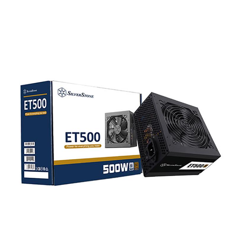 Silverstone 500w ET500 80+ Bronze Power Supply (SST-ET500)