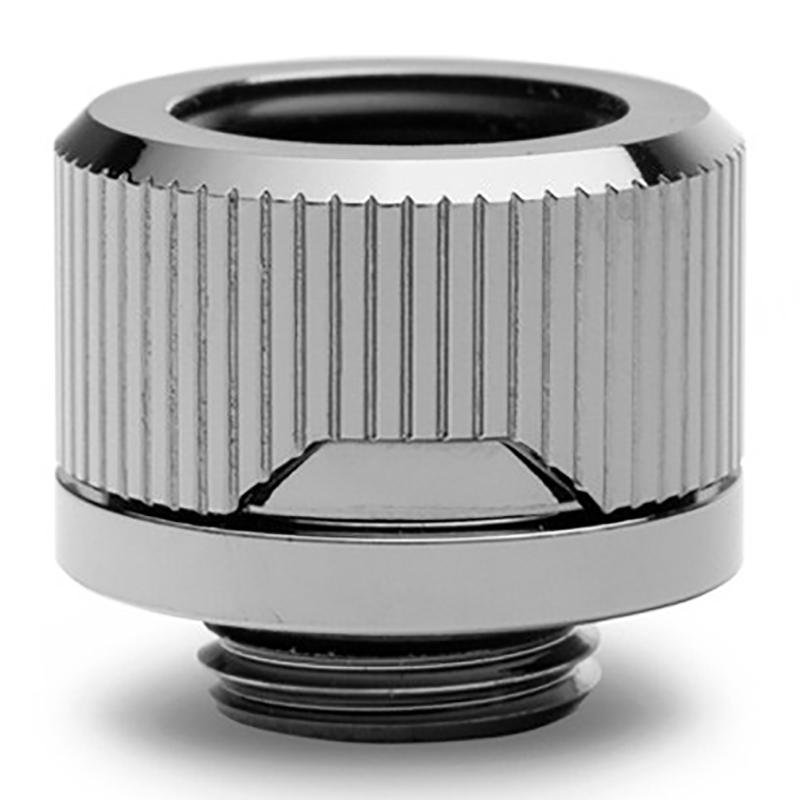 EK Torque HTC-14 14mm Compression Fitting - Black Nickel