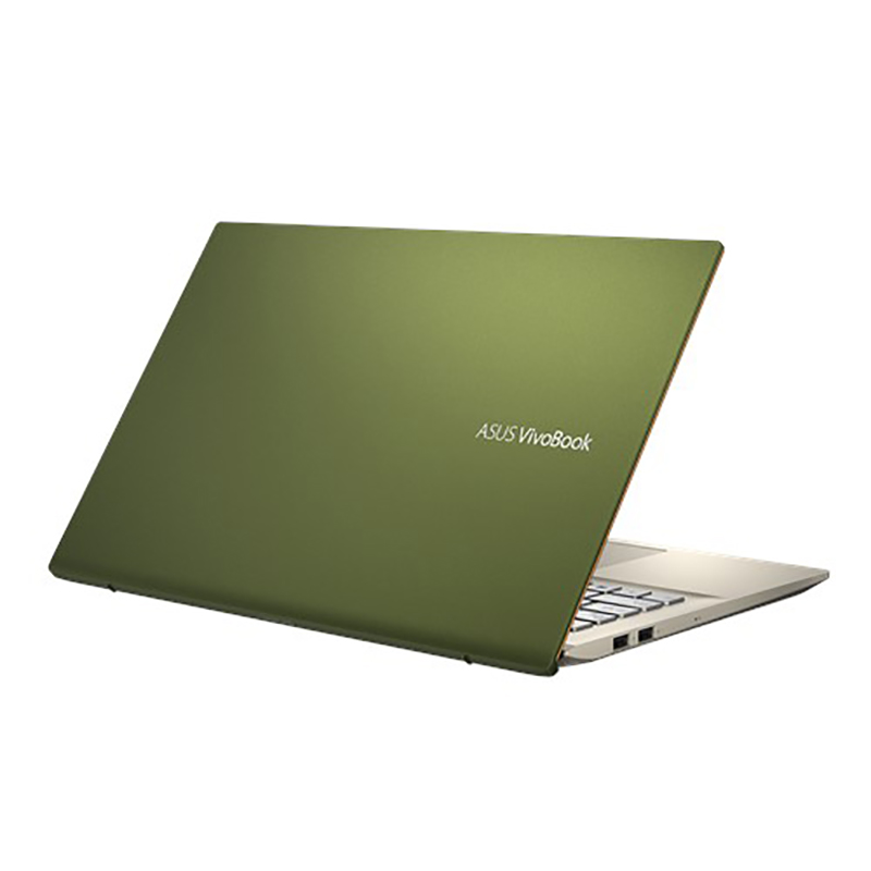 Asus 15.6in FHD i5 8265 MX250 512GB SSD 8GB RAM W10P WiFi 6 Laptop - Green (S531FL-EJ545R)