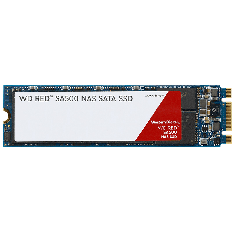Western Digital Red 2TB SA500 M.2 SATA SSD