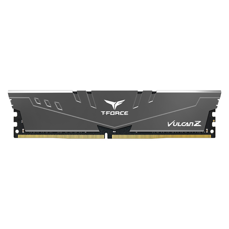 Team 16GB (2x8GB) TLZGD416G3000HC16CDC01 T-Force Vulcan Z 3000MHz DDR4 RAM - Grey