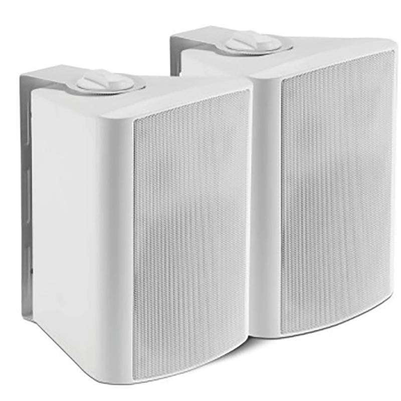 Shintaro 5.25in Powered Indoor Wall Speakers