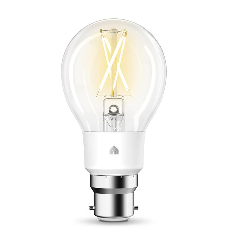 TP-Link KL50B Kasa Filament Smart Bulb Soft White - Bayonet