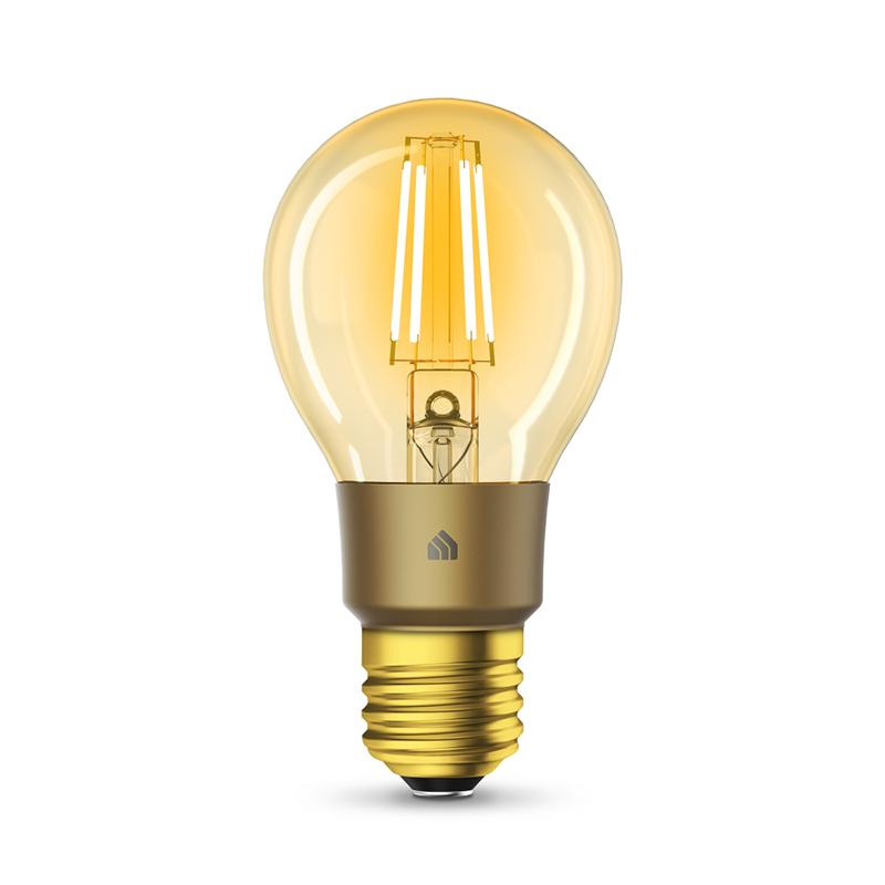 TP-Link KL60 Kasa Filament Smart Bulb Warm Amber - Edison Screw