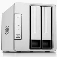 TerraMaster F2-210 2 Bay Quad Core 1GB NAS