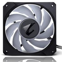Gigabyte Aorus CPU Liquid Cooler 240 W/LCD Display 120mm RGB Fans