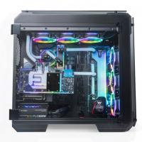 Thermaltake Archer LCGS Intel i7 9700KF RTX 2080 Ti 32G 500G SSD + 2TB HDD Liquid Cooling Gaming System