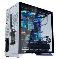 Lian Li PC-O11 Dynamic XL ROG Certified Tempered Glass RGB EATX Case - White
