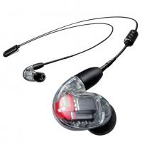 Shure SE846 Wireless Earphones - Clear (BT2 + UNI Cable)