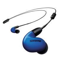Shure SE846 Wireless Earphones - Blue (BT2 + UNI Cable)