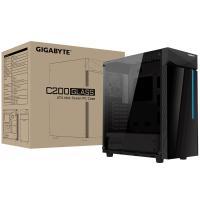 Gigabyte C200G Tempered Glass Mid Tower ATX Case