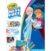Crayola Frozen 2 Colour Wonder 18 Pages and 5 Marker Set