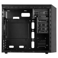Silverstone PS16B Precision Mini Tower Micro ATX Case