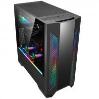 Lian Li Lancool II RGB Tempered Glass Mid Tower ATX Case - Black
