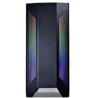 Lian Li Lancool II RGB Tempered Glass Mid Tower ATX Case - Black