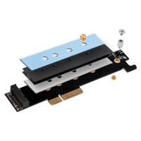 Silverstone ECM26 M.2 NVMe SSD to PCIe Adapter Card