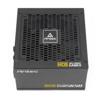 Antec 650w High Current Gamer 80+ Gold Modular Power Supply (HCG650)
