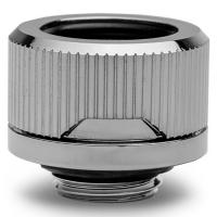 EK Torque HTC-16 16mm Compression Fitting - Black Nickel