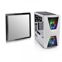 Thermaltake Commander C34 ARGB Tempered Glass Mid Tower ATX Case - Snow Edition