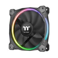 Thermaltake Riing 14 TT Premium Edition High Static Pressure 140mm LED RGB Fan - 3 Pack